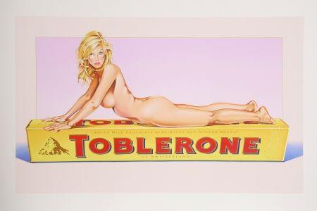 Litografía Ramos - Toblerone Tess