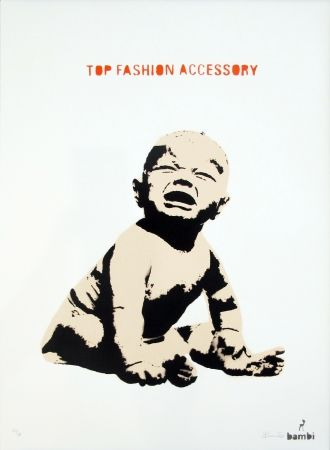 Serigrafía Bambi - Top Fashion Accessory
