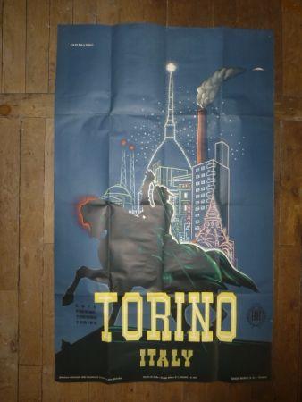 Cartel Campagnoli - Torino
