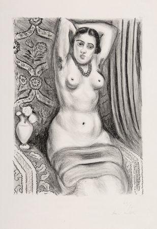 Litografía Matisse - Torse à l'Aiguière