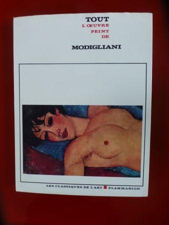 Sin Técnico Modigliani - Tout l'oeuvre peint de Modigliani