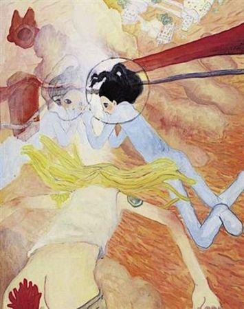 Litografía Takano - Toward Eternity