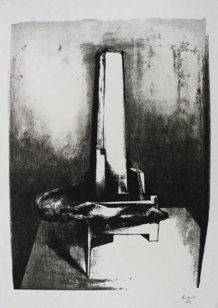 Litografía Butler - Tower