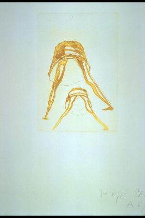 Grabado Beuys - Tränen: Petticoat