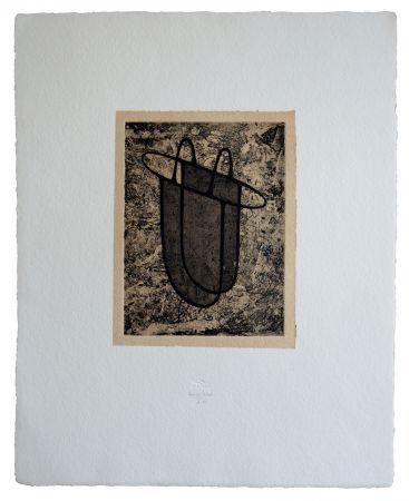 Aguafuerte Y Aguatinta Baroja-Collet - Tramposo