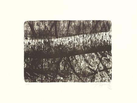 Litografía Fontela - Tree