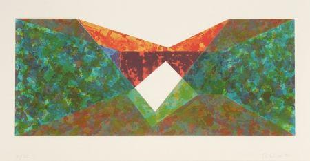Serigrafía Davis - Triangle Slice