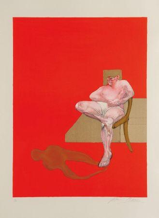 Litografía Bacon - Triptych 1983 right panel