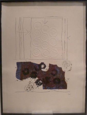 Litografía Clavé - Trobadors