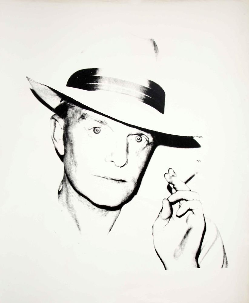 Serigrafía Warhol - Truman Capote (FS IIIC.46)
