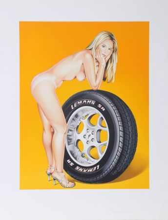 Litografía Ramos - Tyra Tyre