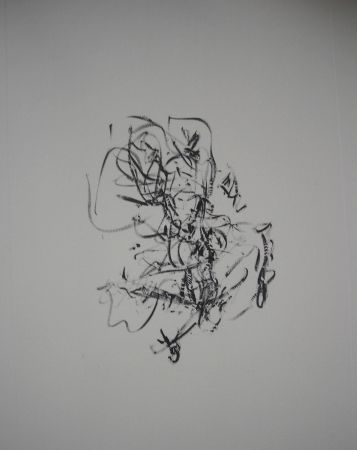 Litografía Jorn - Un Cruccio Da Poco