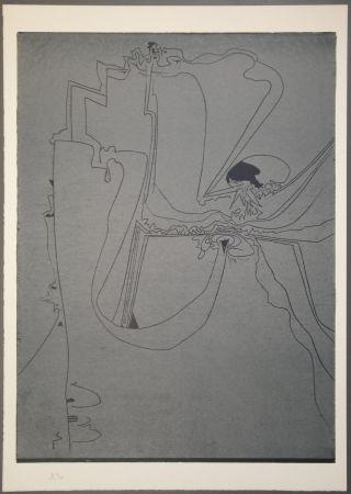 Grabado En Madera Müller - Un dito