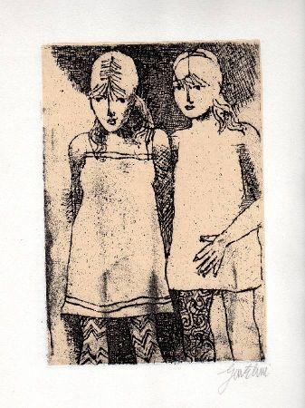 Libro Ilustrado Gentilini - Un inverno a Parigi