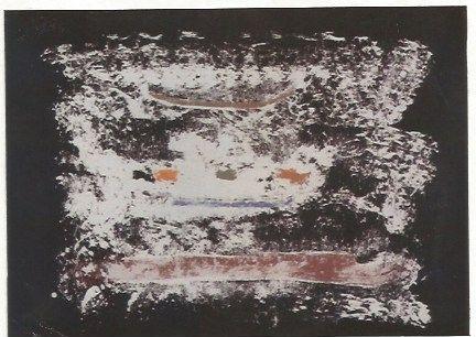 Litografía Frankenthaler - Un poco mas