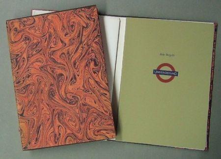 Libro Ilustrado Bergolli - Underground