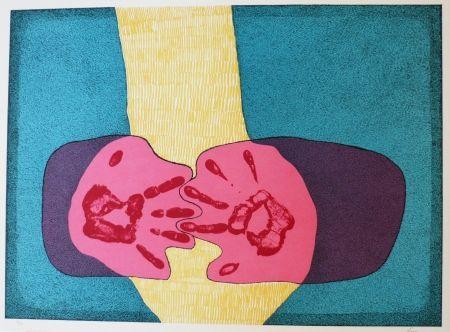 Litografía Serrano - Unidad de manos