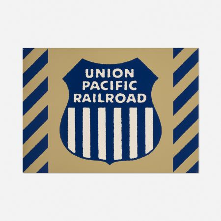 Serigrafía Cottingham - Union Station Railway