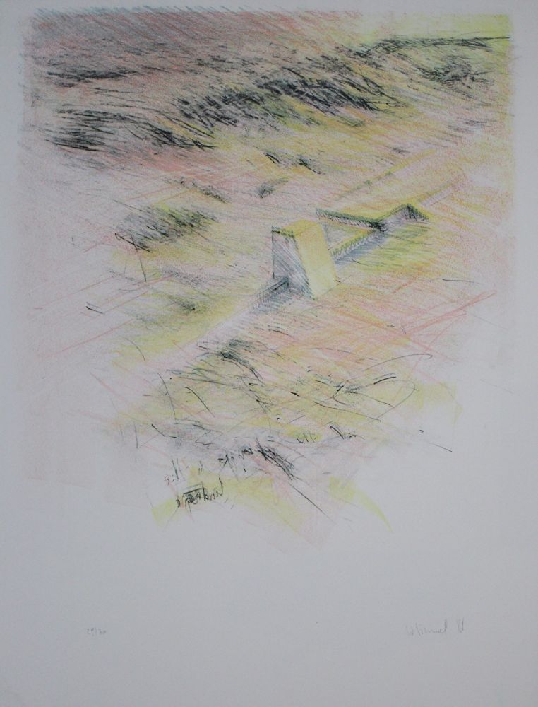 Litografía Sinwel - Untitled