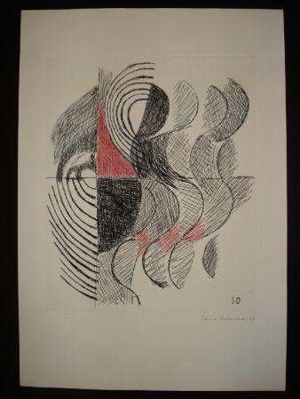 Grabado Delaunay - Untitled