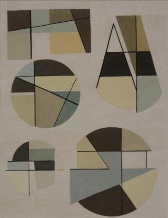 Monotipo Golubov - Untitled