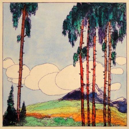 Monotipo Buchner - Untitled