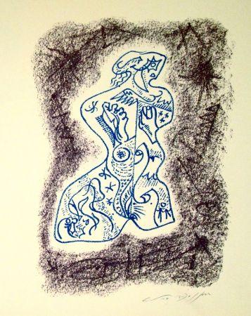 Litografía Masson - Untitled