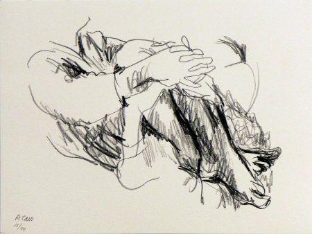Litografía Caro - Untitled