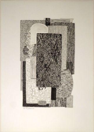Grabado Vieillard - Untitled