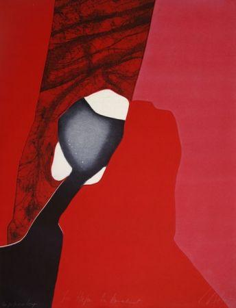 Aguatinta Brillant - Untitled