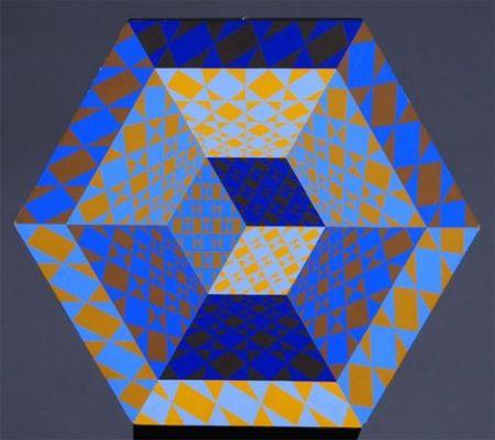 Sin Técnico Vasarely - Untitled