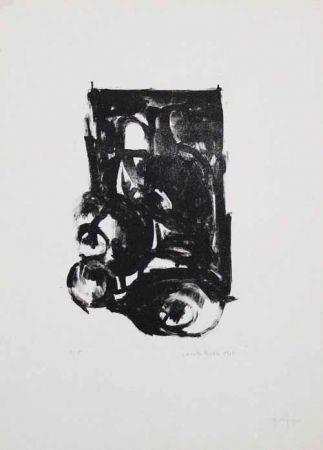 Litografía Pyroth - Untitled