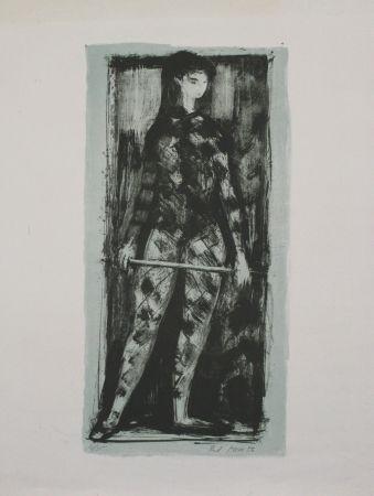 Litografía Moser - Untitled