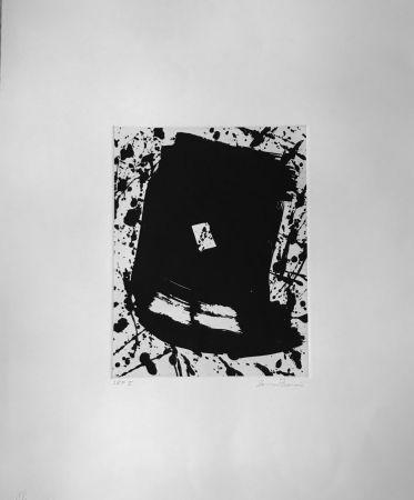 Aguatinta Francis - Untitled