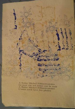 Litografía Arman - UNTITLED
