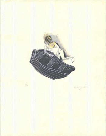 Litografía González - Untitled