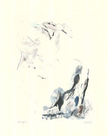 Monotipo Santana - Untitled