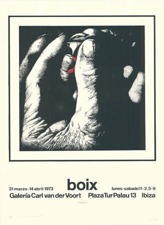 Serigrafía Boix Alvarez - Untitled