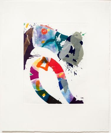Grabado Francis - Untitled