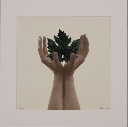 Litografía Bentivoglio - Untitled