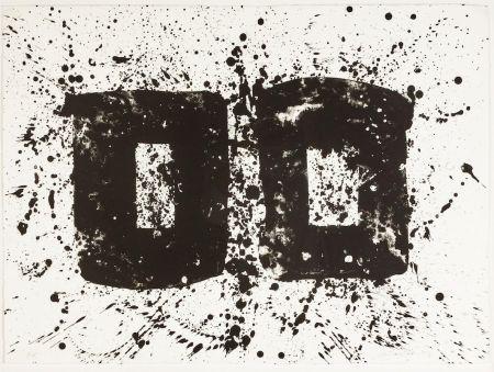 Litografía Francis - Untitled
