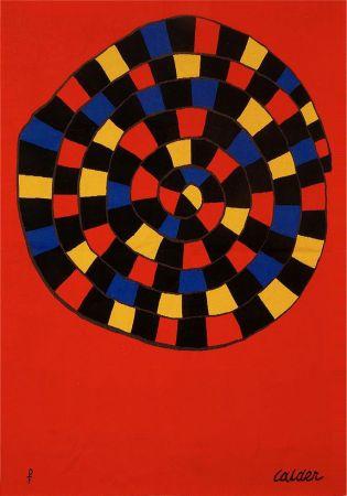 Sin Técnico Calder - Untitled