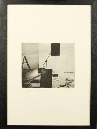Grabado Beuys - Untitled
