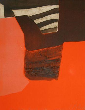 Aguatinta Brillant - Untitled - 2