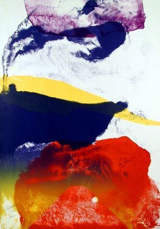 Litografía Jenkins - Untitled - 2