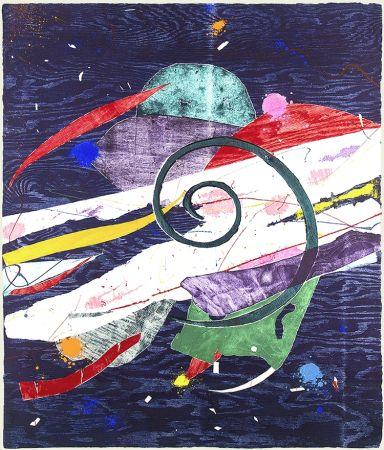 Monotipo Francis - Untitled, 1983