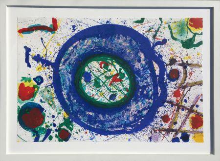 Litografía Francis - Untitled 1991