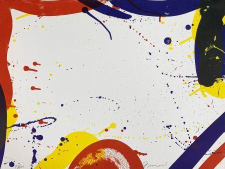 Litografía Francis - Untitled from Portfolio 9