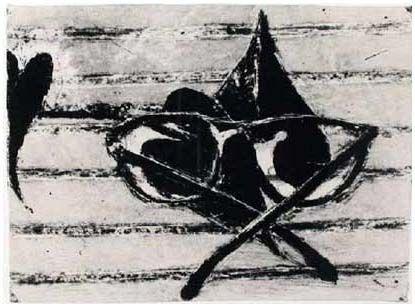 Litografía Diebenkorn - Untitled (Gemini 1452), 1990