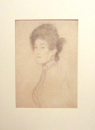 Litografía Klimt - Untitled I